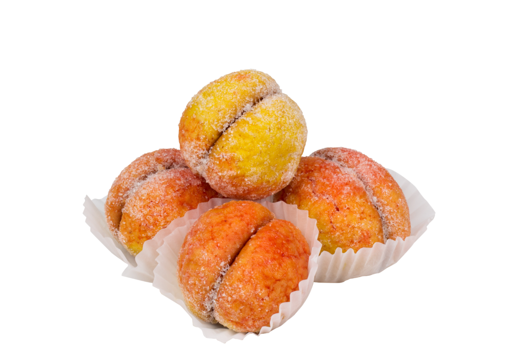 pirozhnoe persik
